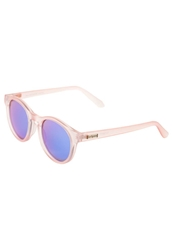 Le Specs Hey Macarena Sunglasses Raw Sugar Neon Pink