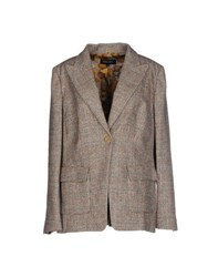 Escada Suits And Jackets Blazers Women Brown