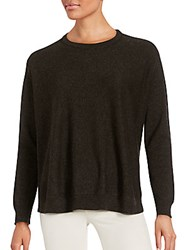 Inhabit Ribbed Solid Pullover Cigar
