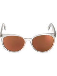 L.G.R Mirrored Lens Sunglasses