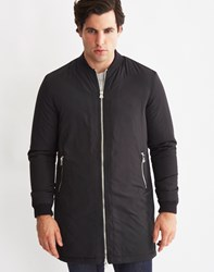Only And Sons Mens Bomber Jacket Black