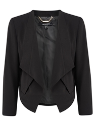 Chesca Montique Soft Suiting Jacket Black
