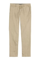 Woolrich Cotton Chinos Beige