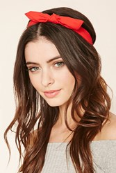 Forever 21 Wire Bow Headwrap