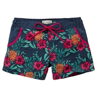 Fat Face Pineapple Punch Shorts Navy