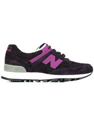 New Balance 'Classics Traditionnels' Sneakers Pink Purple