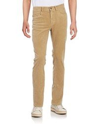 Brooks Brothers Thin Corduroy Pants Camel