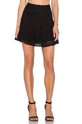Joie Terina B Mini Skirt Black
