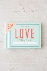 Urban Outfitters What I Love About Us By Knock Knock Assorted