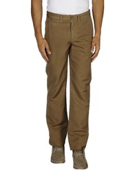Pirelli Pzero Trousers Casual Trousers Men Dark Brown