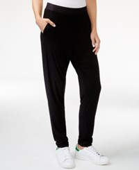 Rachel Roy Jersey Lounge Pants Only At Macy's Black