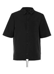 Topman Street Tailor Black Short Sleeve Jacket