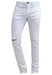 United Colors Of Benetton Slim Fit Jeans White