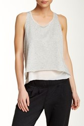 Central Park West The Kasturi Lined Crop Top Multi