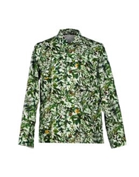 White Mountaineering Jackets Green