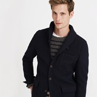 J.Crew Ludlow Fielding Sportcoat In English Wool