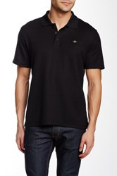 English Laundry Pique Polo Black