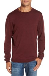 Rodd And Gunn Men's 'Stokes Valley' Merino Wool Crewneck Sweater