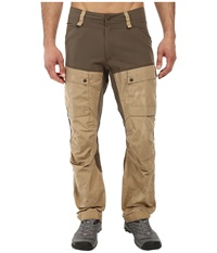 Fj Llr Ven Keb Trousers Sand Men's Casual Pants Beige