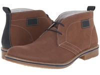 Lotus Goodridge Brown Nubuck Men's Lace Up Cap Toe Shoes