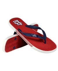 Forever Collectibles St. Louis Cardinals Thong Sandals Red