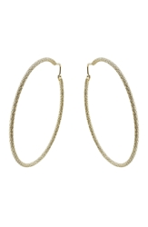 Carolina Bucci Mirador Sparkly 18K Gold Earrings