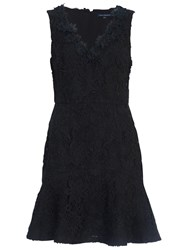 French Connection Bloomsbury Lace Dress Black