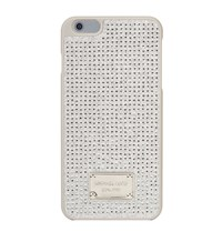 Michael Michael Kors Crystal Embellished Iphone 6 Plus Case Female