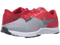 Nike Air Epic Speed Tr Stealth University Red White Anthracite Men's Cross Training Shoes Gray