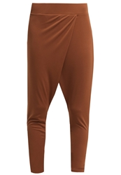 Anna Field Tracksuit Bottoms Brown