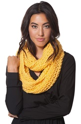 Rip Curl 'New Wave' Infinity Scarf Mustard