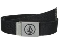 Volcom Circle Web Black 1 Men's Belts