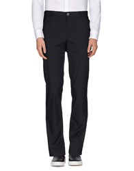 Ck Calvin Klein Trousers Casual Trousers Men Dark Blue