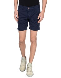 Basicon Trousers Bermuda Shorts Men Dark Blue