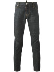 Dsquared2 Sexy Twist Jeans Blue