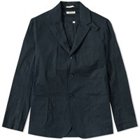 The Hill Side Tailored Jacket Blue