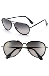 Maui Jim 'Honomanu' 57Mm Polarizedplus 2 Sunglasses Gloss Black