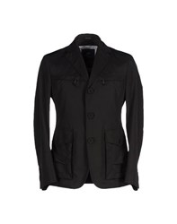 Calvaresi Coats And Jackets Jackets Men Black