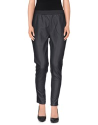 Minimum Trousers Casual Trousers Women Black