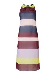 Ted Baker Modala High Neck Cover Up Multi Coloured