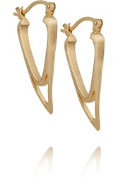 Katie Rowland Salome Gold Plated Silver Earrings