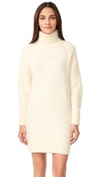 Demy Lee Yulia Sweater Dress White
