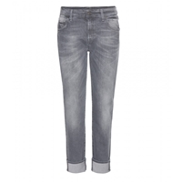 7 For All Mankind The Relaxed Skinny Boyfriend Fit Jeans Stormy Grey