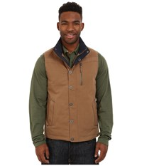 Mountain Khakis Swagger Vest Tobacco Men's Vest Brown