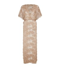 Agent Provocateur Gayle Gown Female Gold