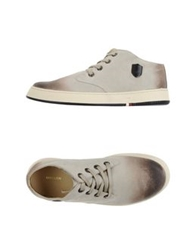 Osklen Low Tops And Trainers Light Grey