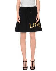 Love Moschino Skirts Mini Skirts Women Black