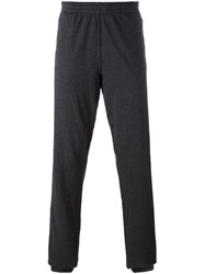 Tomas Maier Classic Track Pants Grey