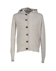 U Ni Ty Unity Cardigans Light Grey
