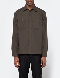Rogue Territory Hunter Shirt In Olive